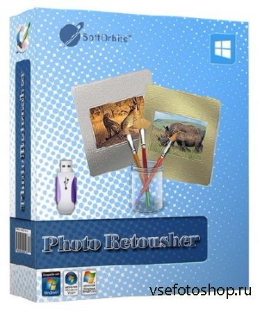 SoftOrbits Photo Retoucher Pro 1.4