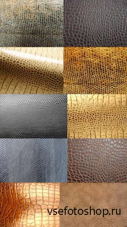 Leather Textures JPG Files Set 2