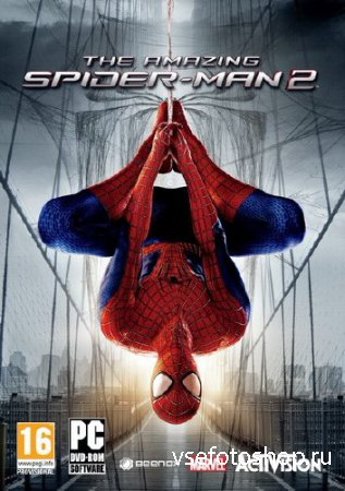 The Amazing Spider-Man 2 (2014/RUS/ENG/Multi6/Steam-Rip от R.G. GameWorks)