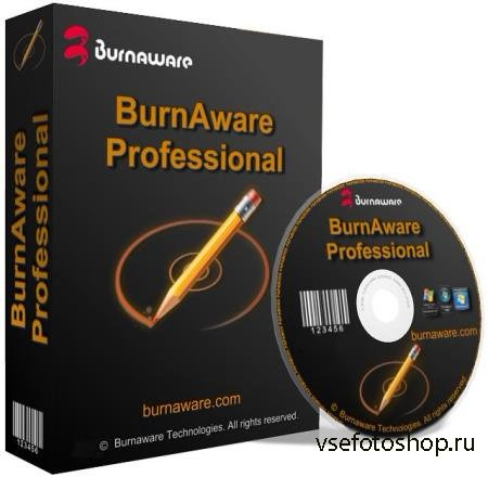 BurnAware Professional 7.0 Beta 2 (2014/ML/RUS)