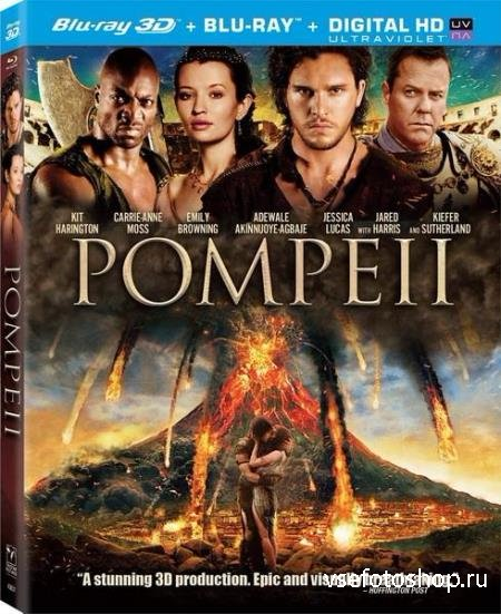Помпеи / Pompeii (2014) BDRip 720p