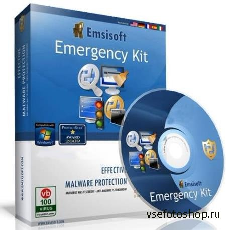 Emsisoft Emergency Kit 4.0.0.17 DC 02.05.2014 Portable