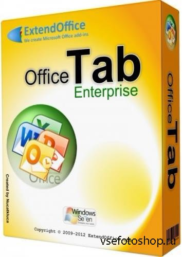 Office Tab Enterprise Edition 9.20 RePacK by D!akov