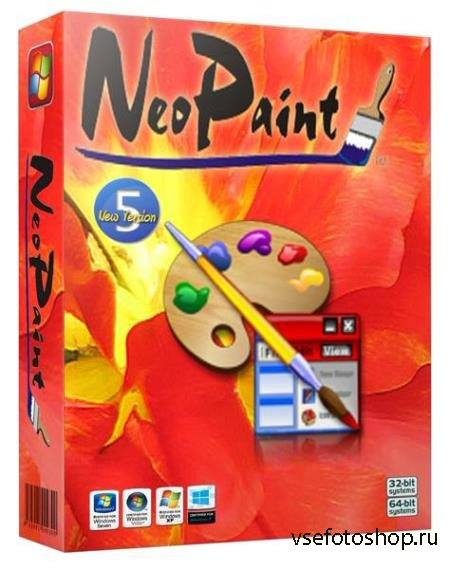 NeoPaint 5.1.2 Portable by Dinis124