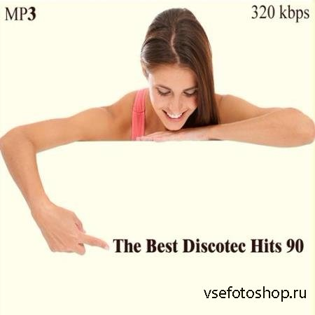 The Best Discotec Hits 90 (2014)