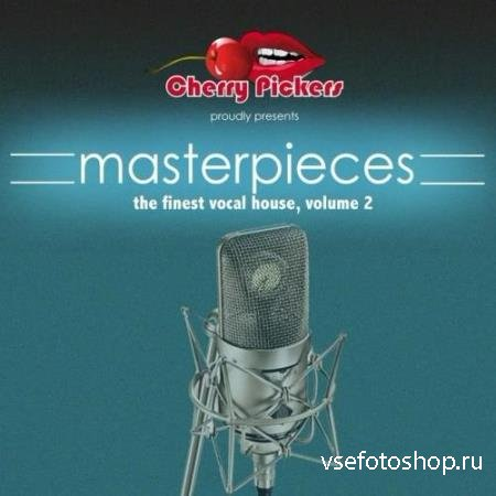 Masterpieces Vol.2: The Finest Vocal House (2014)