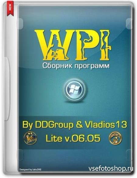 WPI Lite by DDGroup & Vladios13 v.06.05 (RUS/2014)