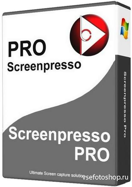 Screenpresso Pro 1.5.0.6 ML/Rus