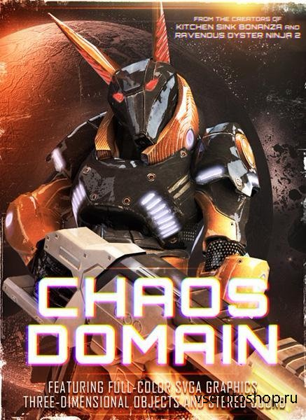 Chaos Domain (2014/ENG/RePack by Deefra6)