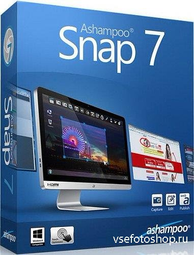 Ashampoo Snap 7.0.6 Portable by Invictus