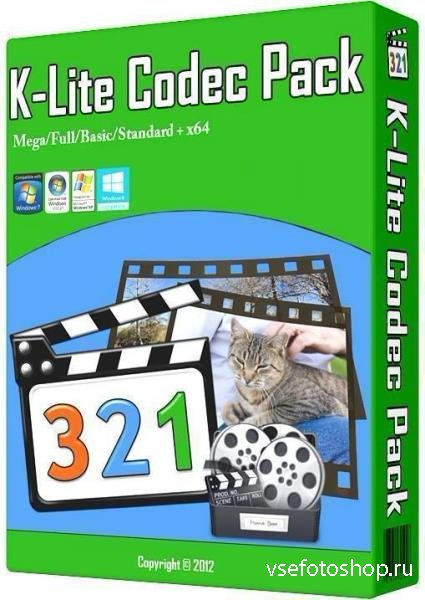 K-Lite Codec Pack Update 10.4.7