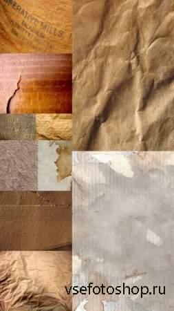 Old Paper and Old Fabric Textures JPG