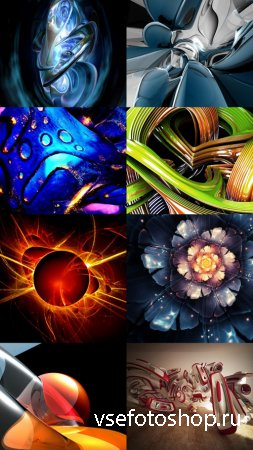 Collection of Abstract Wallpapers HQ Pack 13