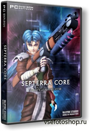 Septerra Core: Legacy of the Creator (V.1.04) (1999/PC/RUS/ENG) | RePack