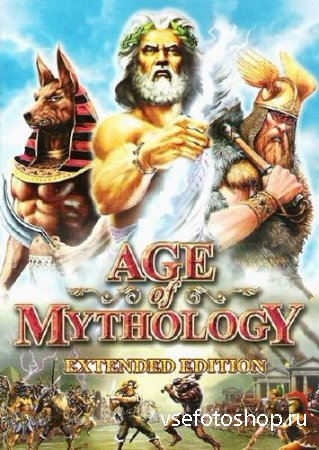 Age of Mythology: Extended Edition (2014/ENG/Multi8-RELOADED)