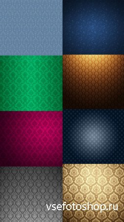 Damask Textures collection
